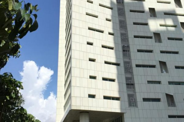 Office Monumen Ornamen Jakarta