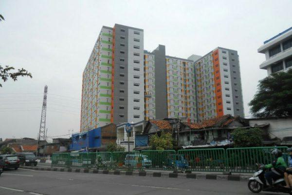 Rusun Pangedangan Jakarta