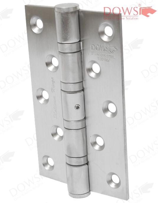 """Engsel Pintu Kaca - Platinum NRP Hinge SUS 304 5""""x3x3.0MM-4BB NRP"""