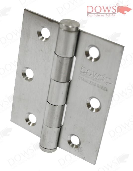 """engsel pintu kaca hs301 3x20mm2 1 - Hinge SUS 301 3""""x2.5x2.0MM-2BB"""