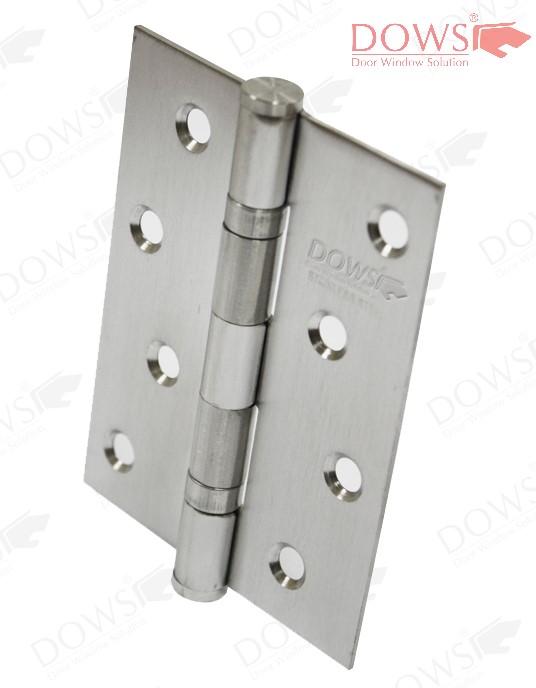 "engsel pintu koboi hs301 4x20mm2bb 1 - Hinge SUS 301 4""x3x2.0MM"