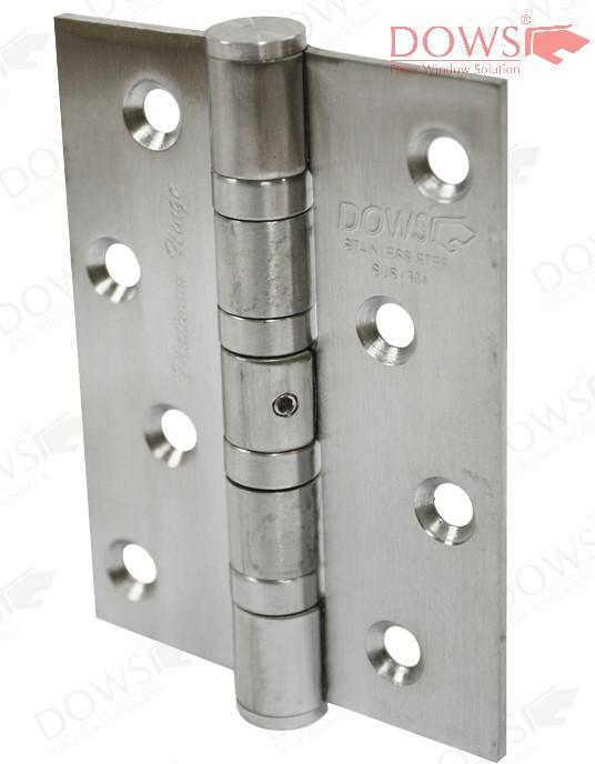 """Platinum NRP Hinge SUS 304 4""""x3x3.0MM-4BB NRP"""