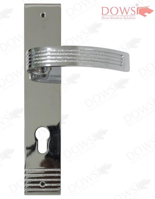 handle pintu kaca LHP DOWS Z 8971 CP - Handle Plate LHP-DOWS-Z-8971