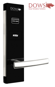 harga handle pintu elektronik DOWS2016E SS RF 272x85mm 190x300 - Jual Digital Door Lock murah di Bandung