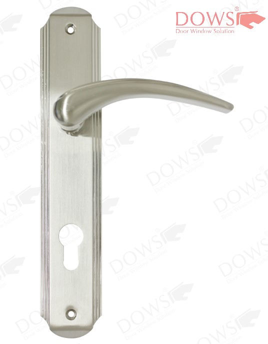 harga handle pintu minimalis LHP DOWS Z 8847 SN - Handle Plate LHP-DOWS-Z-8847