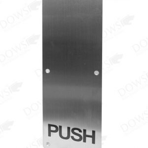 harga handle push plate SP DOWS 023 PUSH SSS 300x300 - Sign Plate SP-DOWS-023 PULL