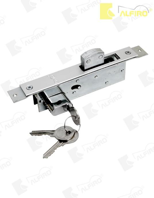 harga lockcase pintu KC ALFIRO 9123 - Aluminium Door Lock KC-ALFIRO-9123