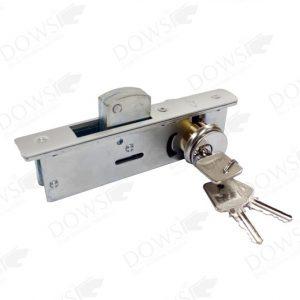 jual lockcase pintu KC AL DOWS 9128 SHORT  300x300 - Aluminium Door Lock KC-DOWS-9128 (SHORT)