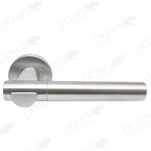 Lever Handle Solid LHSR-DOWS-106