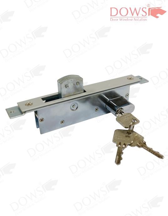 merk lockcase pintu KC DOWS AL 9123 SWING - Aluminium Door Lock KC-DOWS-9123 (SWING)