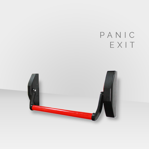 Panic bar panic exit pintu emergency dowshardware