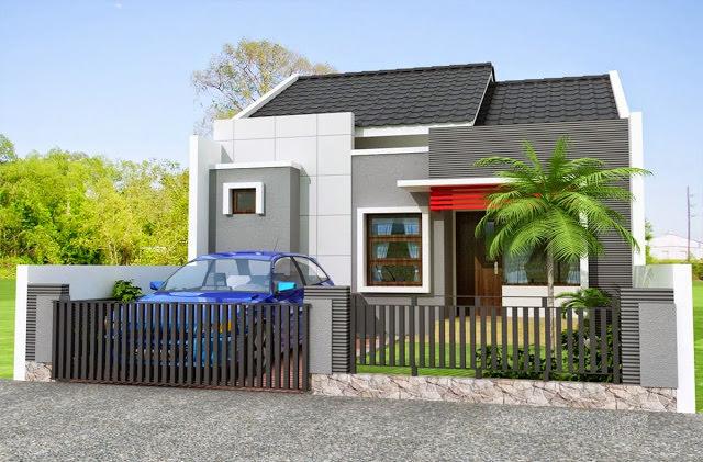 gambar rumah sederhana 1 - 35 Gambar Rumah Sederhana Minimalis Yang Terlihat Mewah