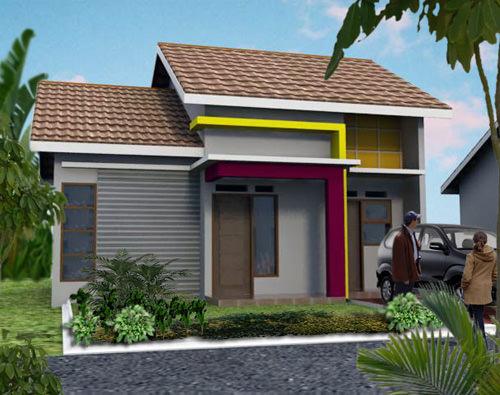 gambar rumah sederhana 10 - Harga Pintu Geser dan Absen Fingerprint di Jayapura