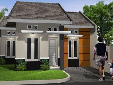 gambar rumah sederhana 11 - 35 Gambar Rumah Sederhana Minimalis Yang Terlihat Mewah