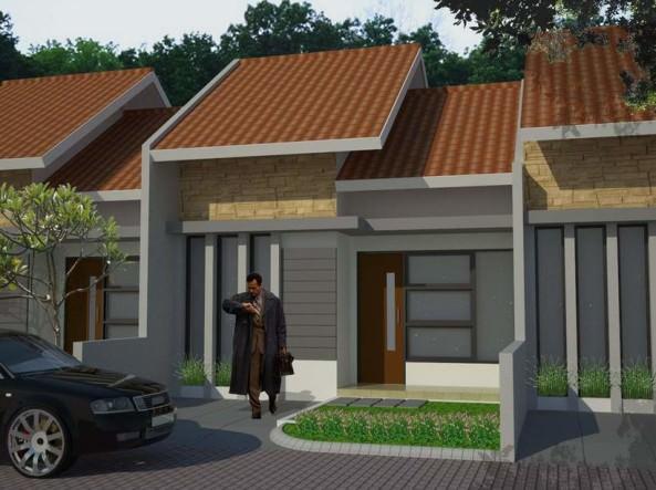 gambar rumah sederhana 15 - 35 Gambar Rumah Sederhana Minimalis Yang Terlihat Mewah