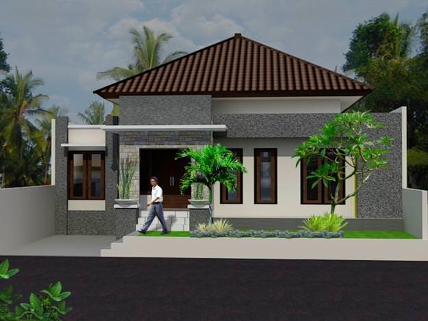 gambar rumah sederhana 16 - 35 Gambar Rumah Sederhana Minimalis Yang Terlihat Mewah