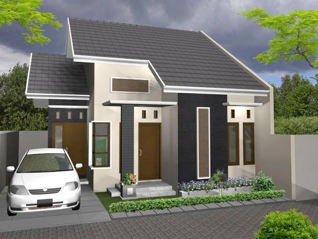 gambar rumah sederhana 17 - 35 Gambar Rumah Sederhana Minimalis Yang Terlihat Mewah