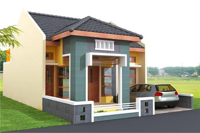 gambar rumah sederhana 19 - 35 Gambar Rumah Sederhana Minimalis Yang Terlihat Mewah