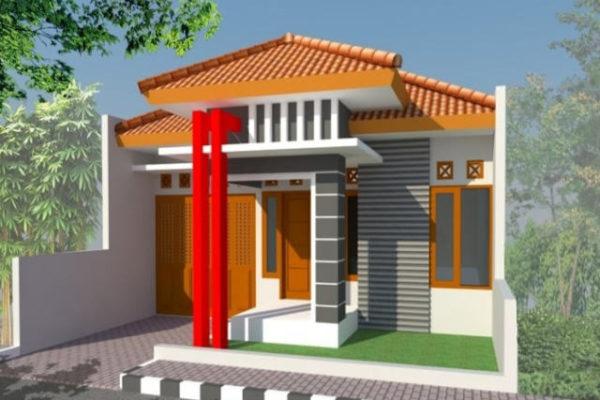 35 Gambar Rumah Sederhana Minimalis Yang Terlihat Mewah
