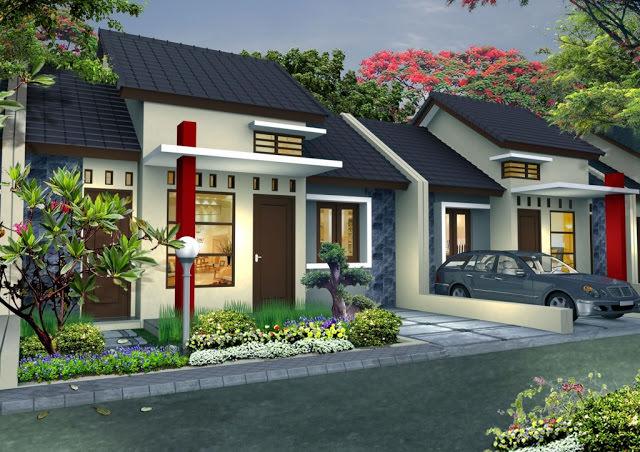 gambar rumah sederhana 20 - Toko Kunci dan Aksesoris Pintu Kamar di Palembang
