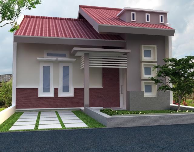gambar rumah sederhana 21 - 35 Gambar Rumah Sederhana Minimalis Yang Terlihat Mewah