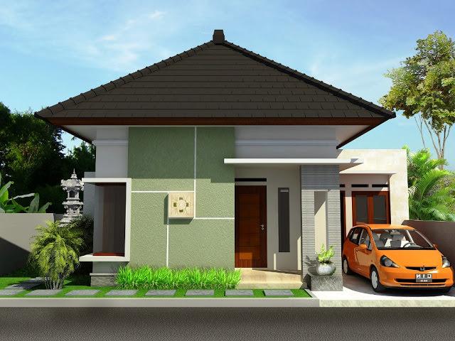 gambar rumah sederhana 22 - 35 Gambar Rumah Sederhana Minimalis Yang Terlihat Mewah