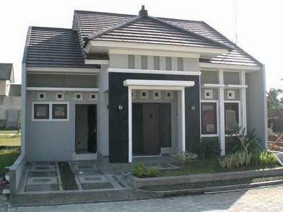gambar rumah sederhana 27 - 35 Gambar Rumah Sederhana Minimalis Yang Terlihat Mewah