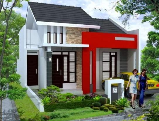 gambar rumah sederhana 3 - 35 Gambar Rumah Sederhana Minimalis Yang Terlihat Mewah