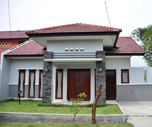 gambar rumah sederhana 30 - 35 Gambar Rumah Sederhana Minimalis Yang Terlihat Mewah