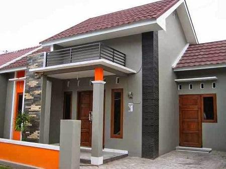 gambar rumah sederhana 34 - 35 Gambar Rumah Sederhana Minimalis Yang Terlihat Mewah