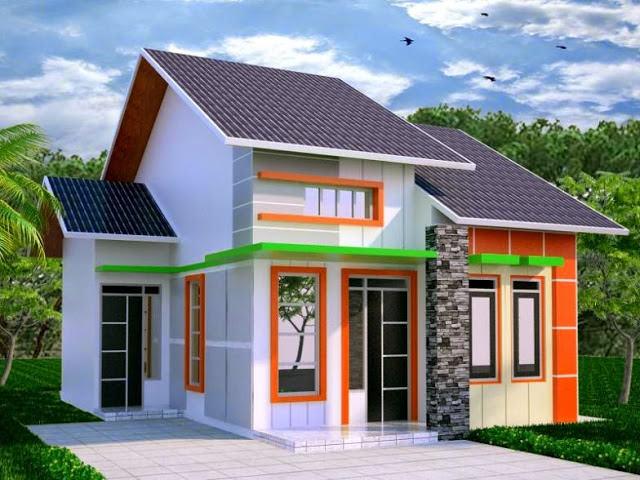 gambar rumah sederhana 4 - 35 Gambar Rumah Sederhana Minimalis Yang Terlihat Mewah
