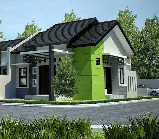 gambar rumah sederhana 6 - 35 Gambar Rumah Sederhana Minimalis Yang Terlihat Mewah