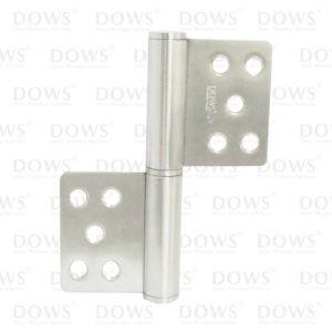 Hinge Dows S S FH 127x63x3mm SSS