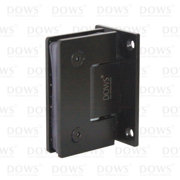 Shower Hinge SH DOWS 5501 BK