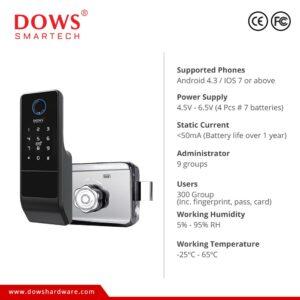Dows Smartech 8020